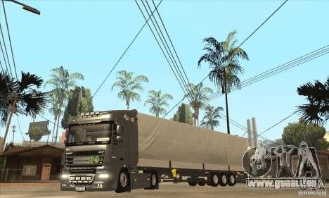 DAF XF für GTA San Andreas