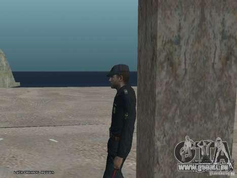 Sergeant PPP für GTA San Andreas achten Screenshot