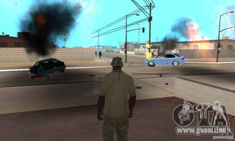 Hot adrenaline effects v1.0 für GTA San Andreas elften Screenshot