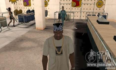 Bandana CS für GTA San Andreas