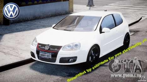 Volkswagen Golf 5 GTI für GTA 4