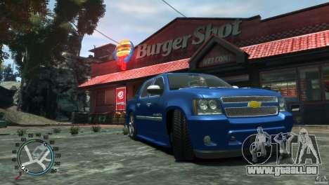 Chevrolet Avalanche v1.0 pour GTA 4