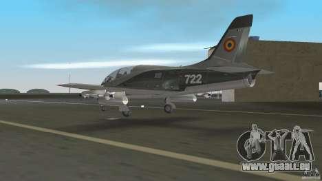 I.A.R. 99 Soim 722 pour une vue GTA Vice City de la droite