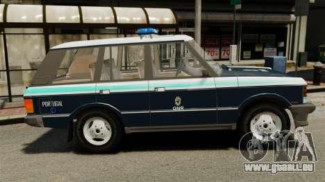 Range Rover Classic ELS für GTA 4 linke Ansicht