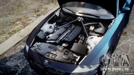 BMW Z4 V3.0 Tunable für GTA 4 rechte Ansicht