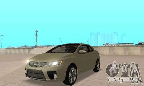 Kia Forte Koup 2010 pour GTA San Andreas