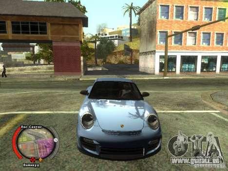 New HUD by shama123 für GTA San Andreas dritten Screenshot