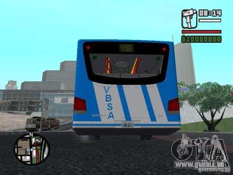 Design-X4-Dreamer pour GTA San Andreas vue de droite