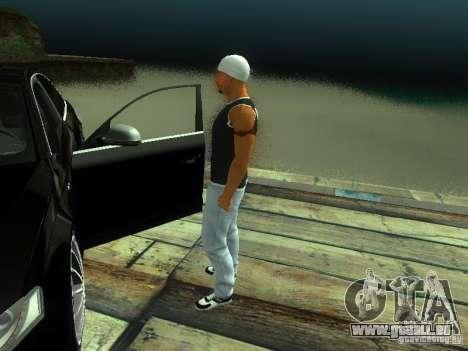 Garçon au FBI 2 pour GTA San Andreas troisième écran