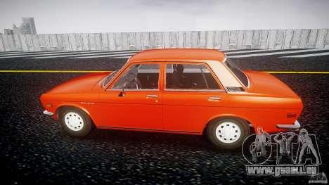 Datsun Bluebird 510 Sedan 1970 für GTA 4 linke Ansicht