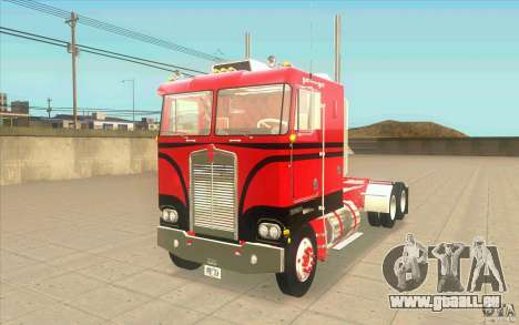 Kenworth K100 Extended Wheel Base pour GTA San Andreas