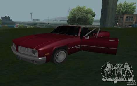 HD-Hengst aus GTA3 für GTA San Andreas