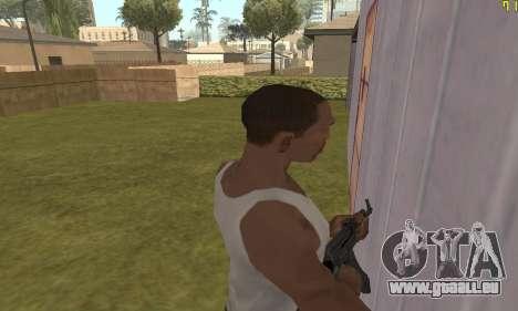 AKMS pour GTA San Andreas sixième écran