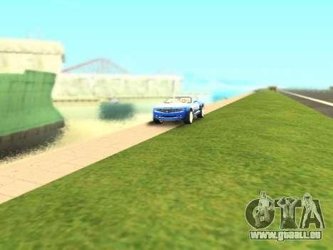 ENBSeries v3 pour GTA San Andreas dixième écran