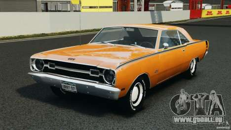 Dodge Dart GTS 1969 pour GTA 4