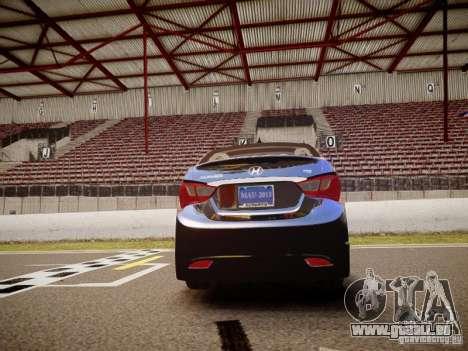 Hyundai Sonata 2011 pour GTA 4 est un droit