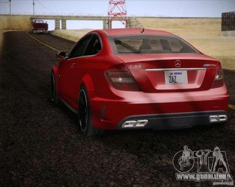 Improved Vehicle Lights Mod pour GTA San Andreas septième écran