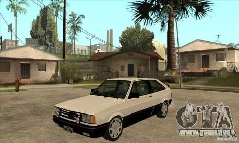 VW Gol GTS 1989 pour GTA San Andreas