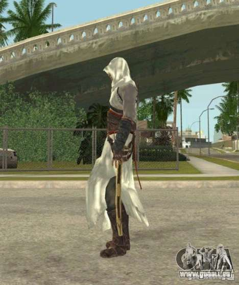 Assassins skins für GTA San Andreas sechsten Screenshot