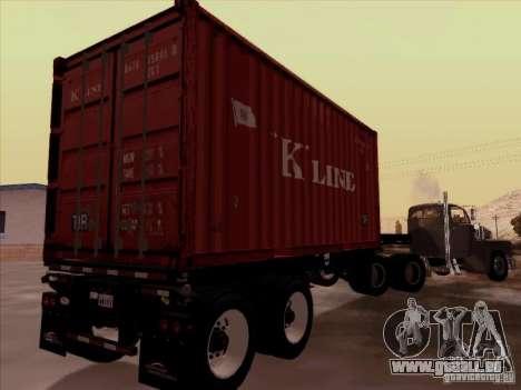 Container für GTA San Andreas rechten Ansicht
