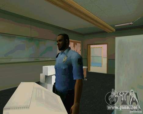 Azeri Polis pour GTA San Andreas troisième écran