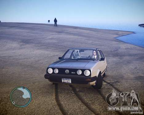 Volkswagen Golf Mk2 GTI pour GTA 4