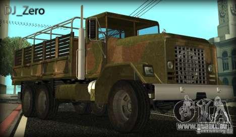 Sand Barracks HD pour GTA San Andreas
