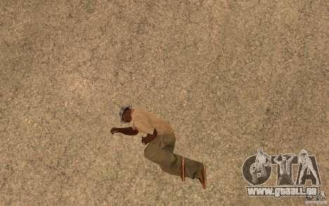 Life pour GTA San Andreas sixième écran