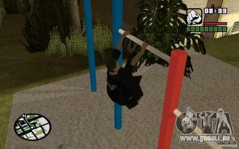 Reckstangen für GTA San Andreas dritten Screenshot