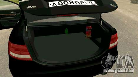 Audi A6 für GTA San Andreas rechten Ansicht