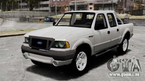 Ford Ranger 2008 XLR für GTA 4