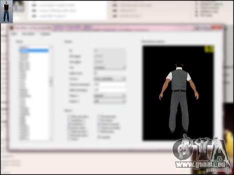Garde pour GTA San Andreas troisième écran