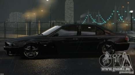 BMW M5 E39 AC Schnitzer Type II v1.0 pour GTA 4 vue de dessus