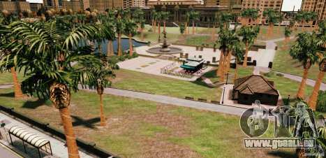 Palmen für GTA IV für GTA 4 dritte Screenshot