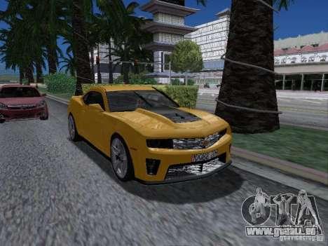 ENB Series by JudasVladislav v2.1 pour GTA San Andreas deuxième écran