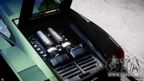 Lamborghini Gallardo pour GTA 4 est un côté