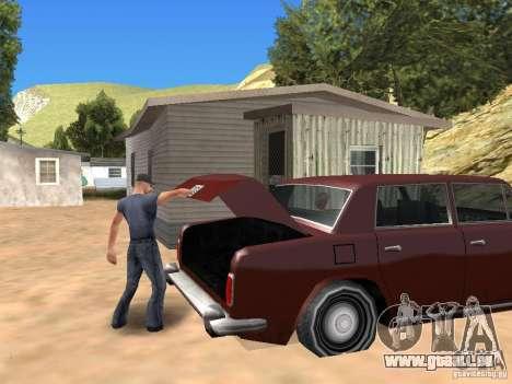 Renouvellement de la v1.0 du village d'Al-Kebrad pour GTA San Andreas troisième écran