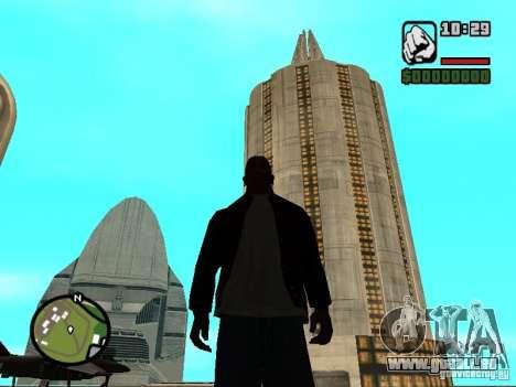 Haus 5 Kadetten aus dem Spiel Star Wars für GTA San Andreas sechsten Screenshot