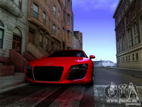 Realistic Graphics HD 2.0 für GTA San Andreas her Screenshot