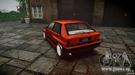 Lancia Delta HF 4WD pour GTA 4 est un côté
