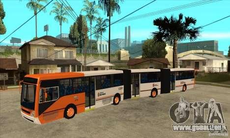 Caio Induscar Millenium II pour GTA San Andreas laissé vue