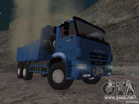 KAMAZ 65222 für GTA San Andreas