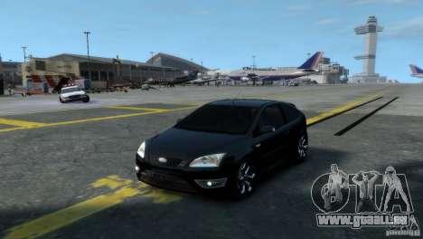 Ford Focus pour GTA 4