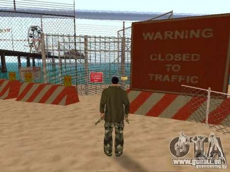 builder v2 pour GTA San Andreas deuxième écran
