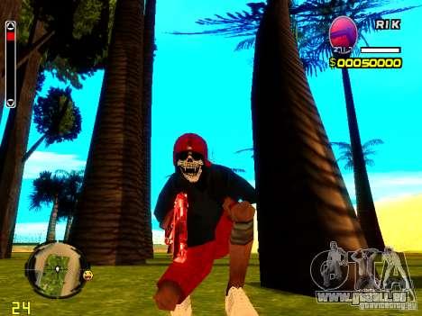 Haut-Penner-v1 für GTA San Andreas