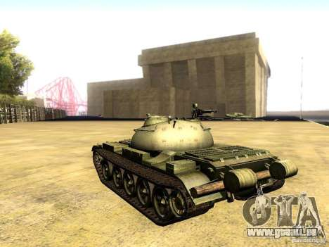 Type 59 V2 für GTA San Andreas linke Ansicht