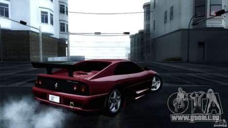 Ferrari F355 Challenge 1995 für GTA San Andreas rechten Ansicht