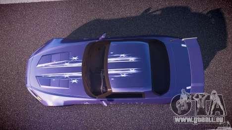 Honda S2000 Tuning 2002 2 calme la peau pour GTA 4 est un droit