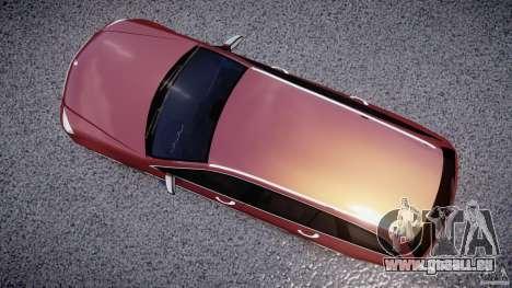 Mercedes-Benz C 280 T-Modell/Estate für GTA 4 Innenansicht