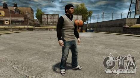 Jackie Chan pour GTA 4 quatrième écran